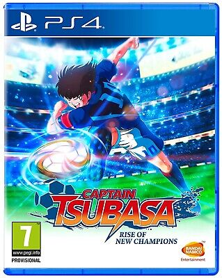Captain Tsubasa: Rise Of New Champions Ps4 Holly E Benji Italiano Play Station 4