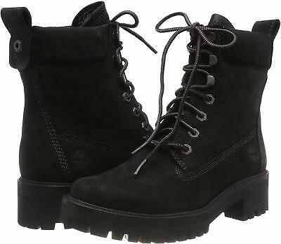 Women's Shoes Timberland COURMAYEUR VALLEY 6-Inch Boots TB0A2CQT BLACK