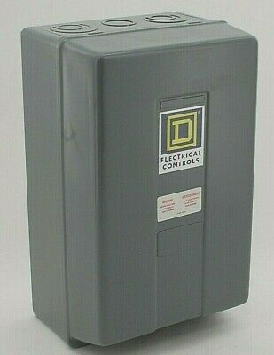Square D 8903-582 AC Lighting Contactor