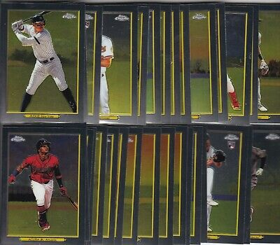 2020 Topps Series 1 Turkey Red Chrome Parallel's Retail Only Pick Your Player
