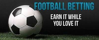 *UPDATED* Collection Of Football/Soccer trading Betting systems Betfair Betting