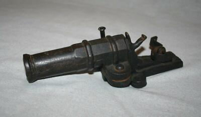 Antique Mid 19th Century French Canon Poacher Window Burglar Alarm.