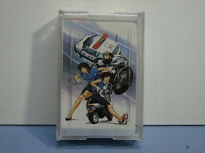Japanese Anime Manga Cartoon Playing Cards You're Under Arrest Complete Deck SEE
