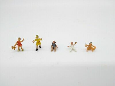 Preiser Figures - Young Children - OO/HO Scale - Hand Painted (see description)