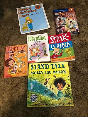 Story Time Assorted Bundle / Lot of 6 StoryBooks for Kids/Toddlers/Daycare