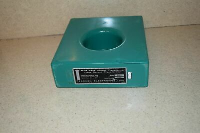 ^^ Pearson Electronics Wide Tape Current/Pulse Transformer Model 301X (M2)