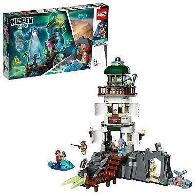 Lego Hidden Side 70431 The Lighthouse of Darkness AR Play Brand New 540 Pieces