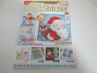 Cross Stitcher Magazine Issue 218