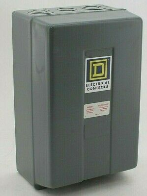 Square D 8903 LG 20 Lighting Contactor