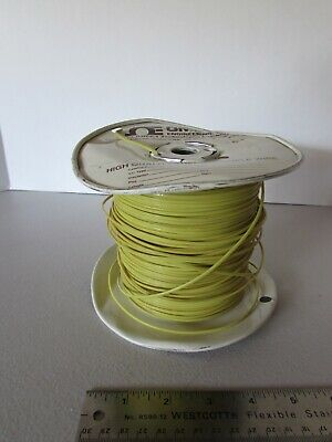 Lot Partial Roll 1000' of Omega High Quality Thermocouple Wire EXTT-K-24 USA