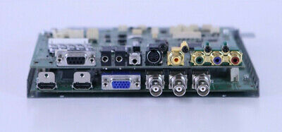 Input/ Output, SDI HDMI RGBHV Board Part From Runco D-73D Projector TESTED