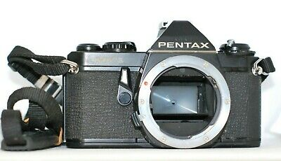 Asahi Pentax MV-1 MV1 35mm Film SLR Camera W/ Strap from Japan.