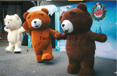 Halloween Teddy Bear Inflatable Mascot Costume Cosplay Party High Quality 2020