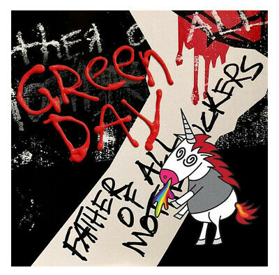 Green Day  Father Of All... LP Vinile Limited Edition Colorato Red Nuovo