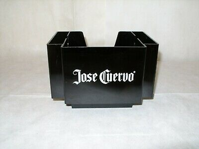 Jose Cuervo Tequila - Promo Branded Bar Caddy Napkin & Straw Holder - New -As Is