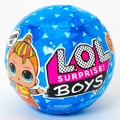 LOL Surprise Boys Character Doll Series 2