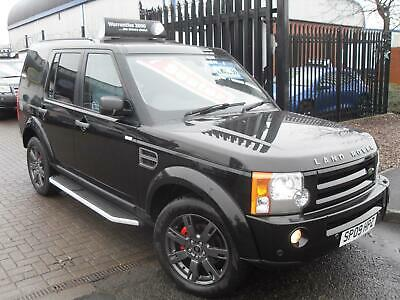 Land Rover Discovery 3 2.7TD V6 auto 2009 HSE