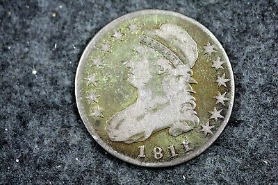 ESTATE FIND 1811 - Capped Bust Half Dollar!! #J06356