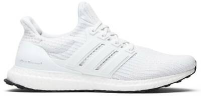New Adidas Ultra Boost 4.0 Triple White BB6168 For Mens LIMITED