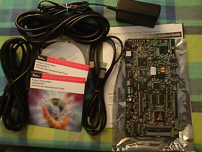 Texas Instruments TMS320C6416 DSK, DSP Starter Kit Board