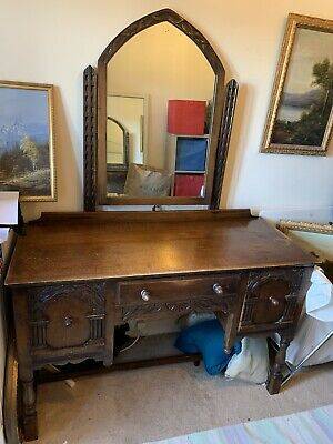 Arts And Crafts Dressing Table