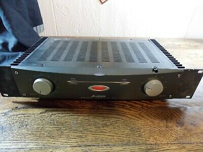 Alesis Ra150 Amplifier For Parts Or Repair