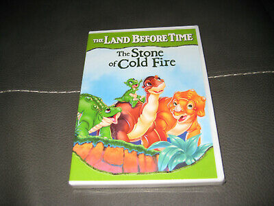 The Land Before Time: The Stone Cold Fire  (Dvd, 2017)  Brand New & Sealed