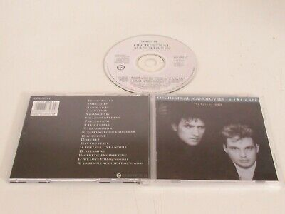 Orchestral Manoeuvres in the dark ‎– Best of Omd / Virgin ‎– Cdomd 1 CD Album