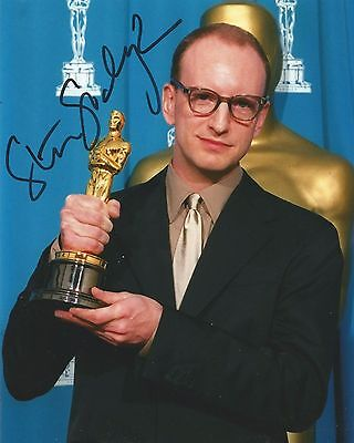 Steven Soderbergh Signed 10x8 Photo With Proof AFTAL