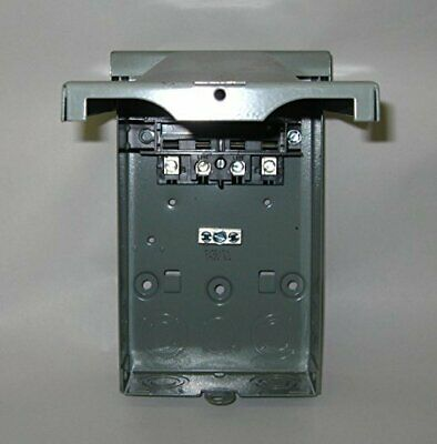 Cooper Bussmann B222-60NF 60 Amp Non-Fusible Pullout Switch SKBAWA-s004 1 One