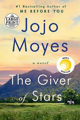 The Giver of Stars: A Novel (Random House Large Print) Paperback - Large Print,