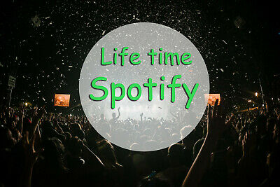 Spotify Premium Account 1YR Warranty Fast Dilivery