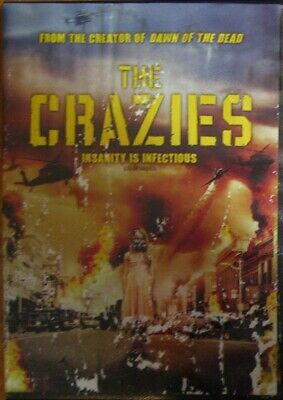 Used DVD The Crazies  *** Free Shipping***