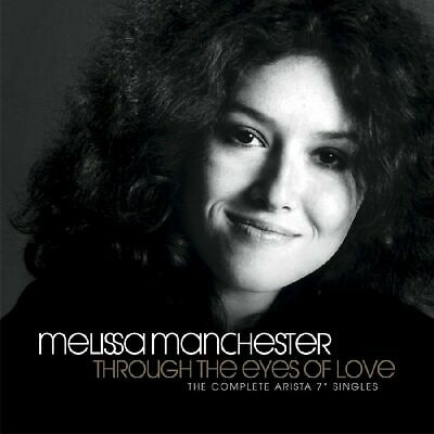"""Melissa Manchester: The Complete Arista 7"""" Singles 2-CD set"""