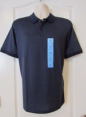 Perry Ellis Portfolio Dressy Polo 5 color choices Men's Sz M-XXL NWT MSRP$49