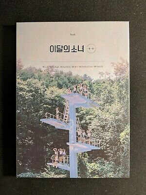 LOONA - [+ +] Kpop Album Normal Version B Unsealed *US SELLER* FREE SHIPPING