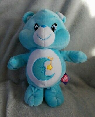 "Official Care Bears 12"" - Blue Bedtime Bear - Soft Plush Toy / Teddy 2017"
