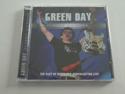 Green Day - CD - Classic Aiways - Unreleased Radio Recordings + Live + Video's