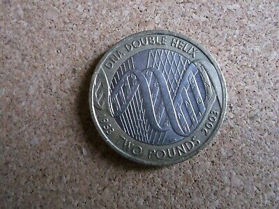 Cheapest  2003 £2 Coins Two Pound Rare  Dna