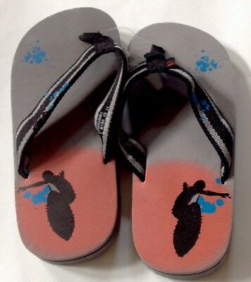 NWT Gymboree Flip Flops Boys Baby Toddler Sandals Shoes NEW Beach