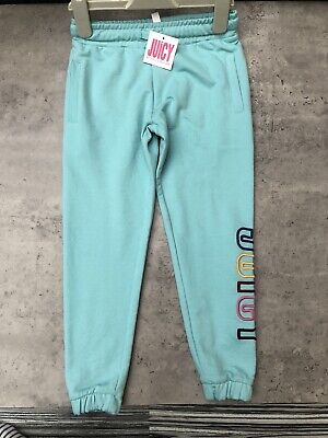 BNWT Girl's Juicy Couture Jogging Bottoms Age 5-6 Years