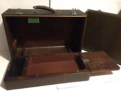Singer Retro Sewing Machine Hard Carry Case Replacement 201K (May Fit Others)