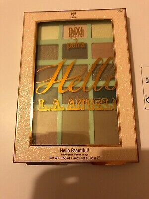 Pixi By Petra Hello Beautiful Face And Eyshadow Pallette BN £24