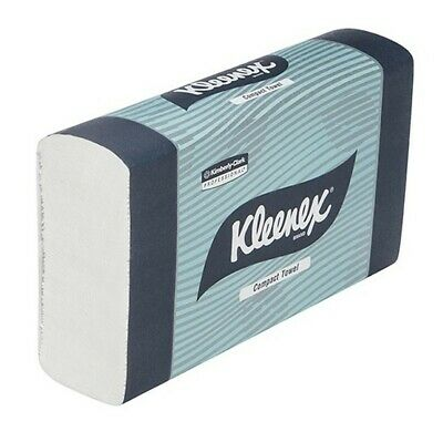 4440 Kleenex Compact Hand Towel 24 Packs of 90 Towels