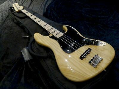 Fender Japan Exclusive Classic 70s Jazz Bass Electric Bass Guitar (Used)