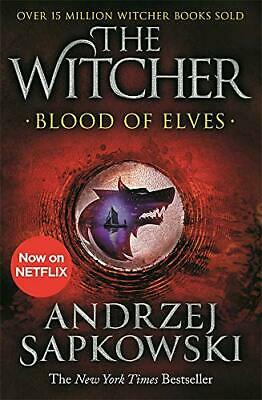 Blood of Elves: Witcher 1 – Now a major Netflix show (The Wit New Paperback Book