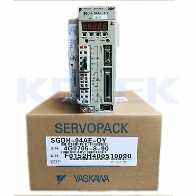 New SGDH-04AE-OY Yaskawa servo drive one year warranty
