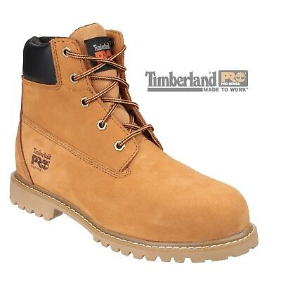 Timberland Pro WATERVILLE Ladies Wheat Safety Work Boot  3-8 