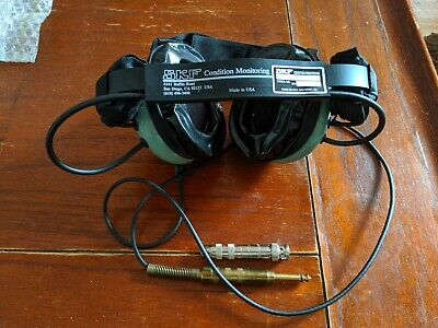 SKF Condition Monitoring Headset