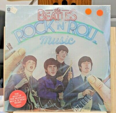 The Beatles - Rock 'N' Roll Music              (J5)